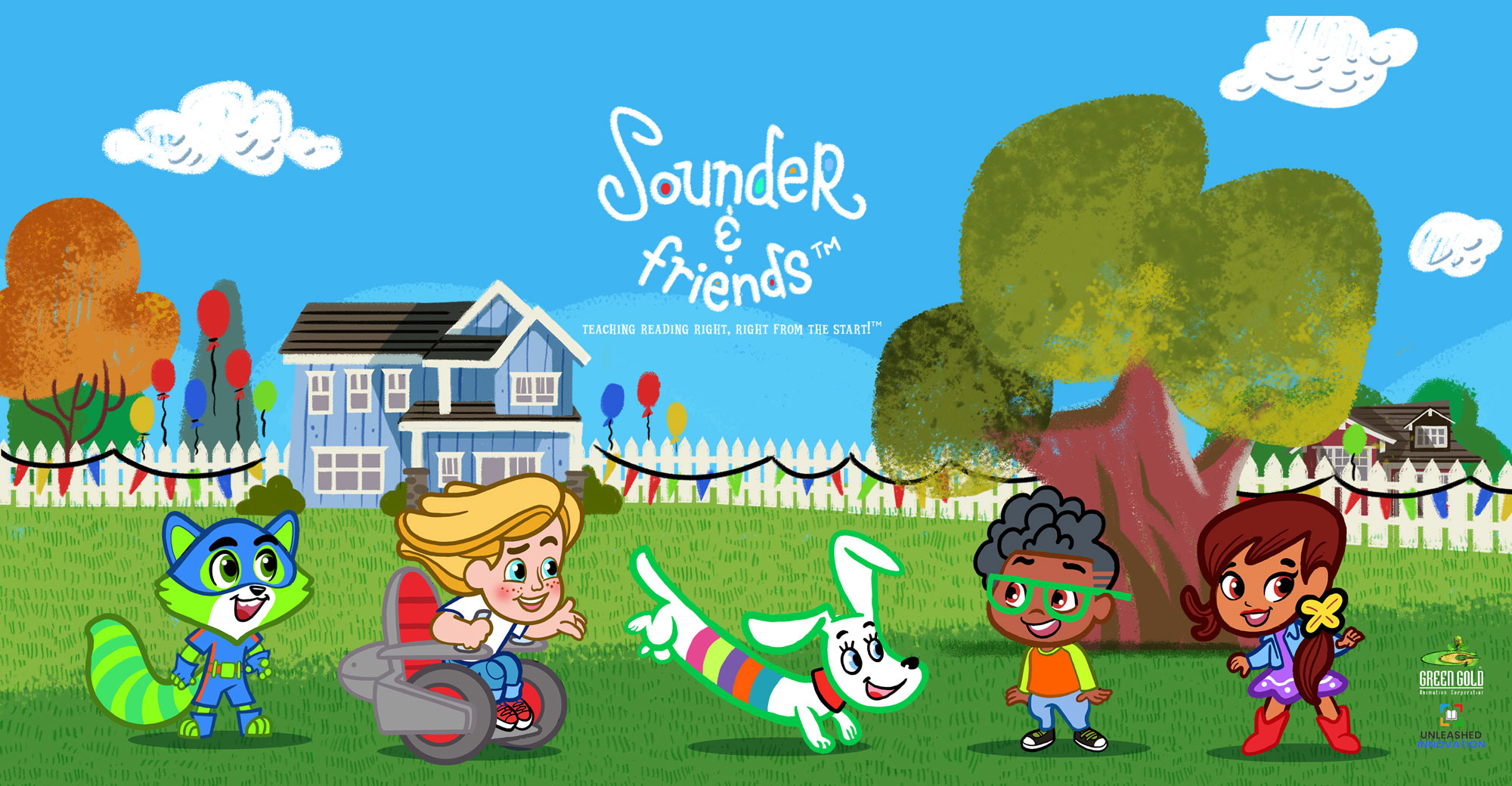 Sounder and Friends